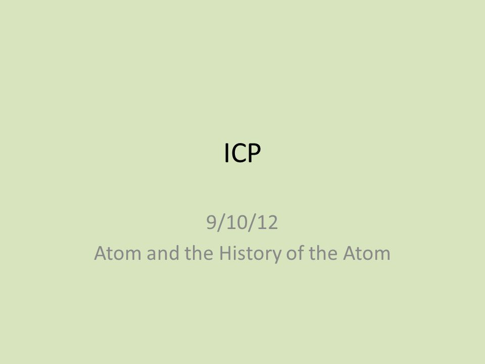 91012 atom and the history of the atom ppt video online download 91012 atom and the history of the atom ccuart Gallery