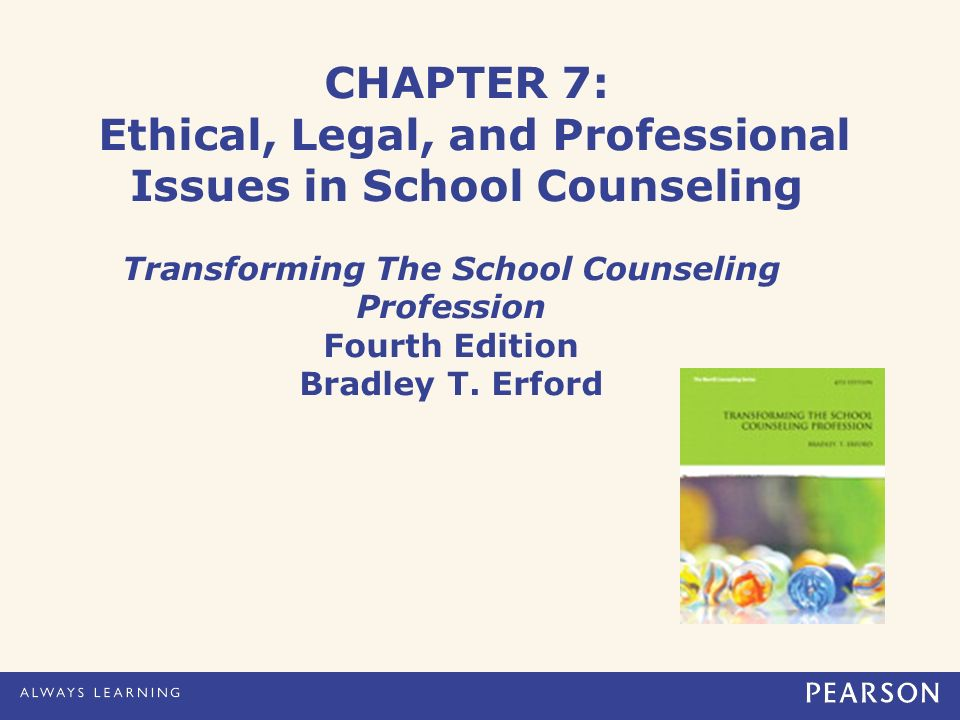 professional ethical legal issues in Ethical, legal & professional issues in psychology - chapter summary in this chapter, you will be introduced to the many different legal and ethical issues that professional psychologists face in.