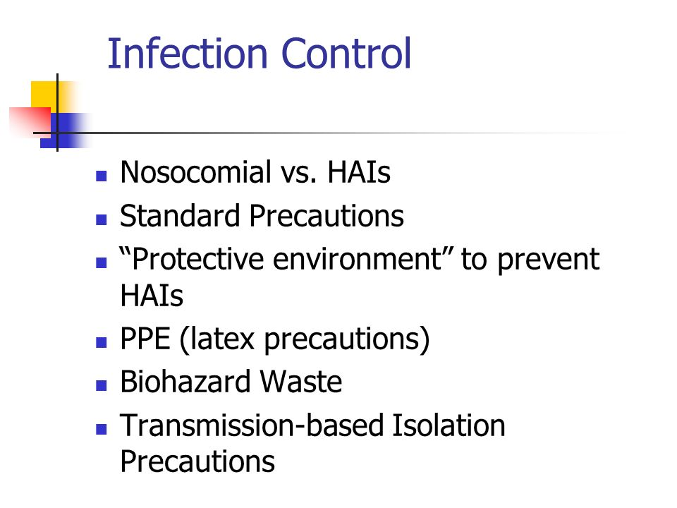 isolation precautions in healthcare essay Infection control practice in the operating room: staff adherence to existing  control in healthcare  regarding isolation precautions among.
