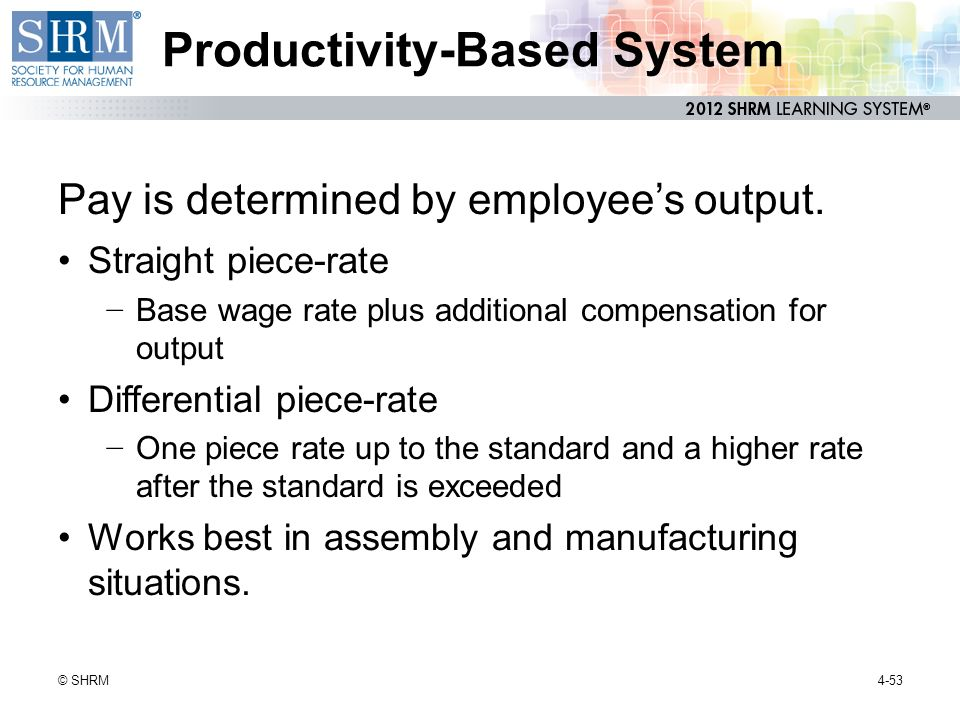 """the relationship between productivity and the wages earned by an employee American workers have earned more as they have become more productive  employee benefits come out of the wages that employees  """"behind the gap between productivity and wage growth ."""