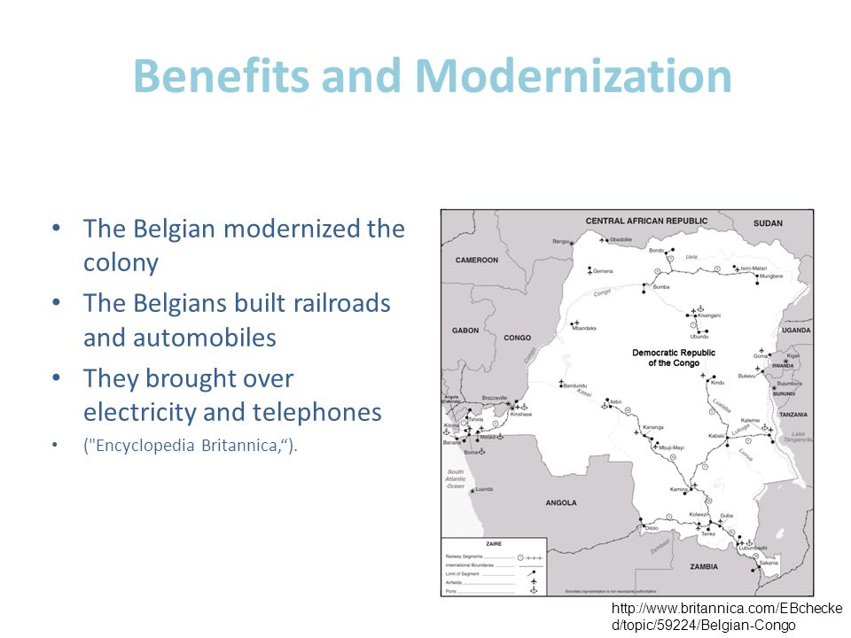 Benefits and Modernization