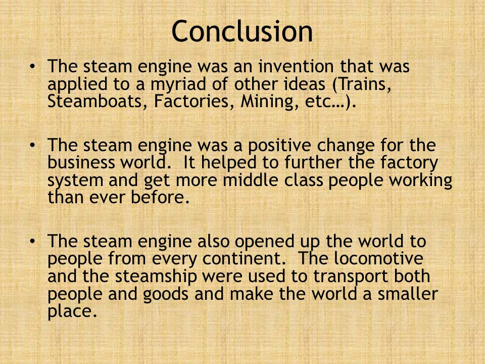 the invention and evolution of the steam engine The invention of the steam engine was crucial to the industrialisation of modern civilisation for almost 200 years it was the outstanding source of power for.