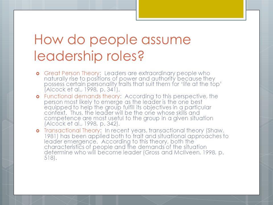 Study situational leadership theory