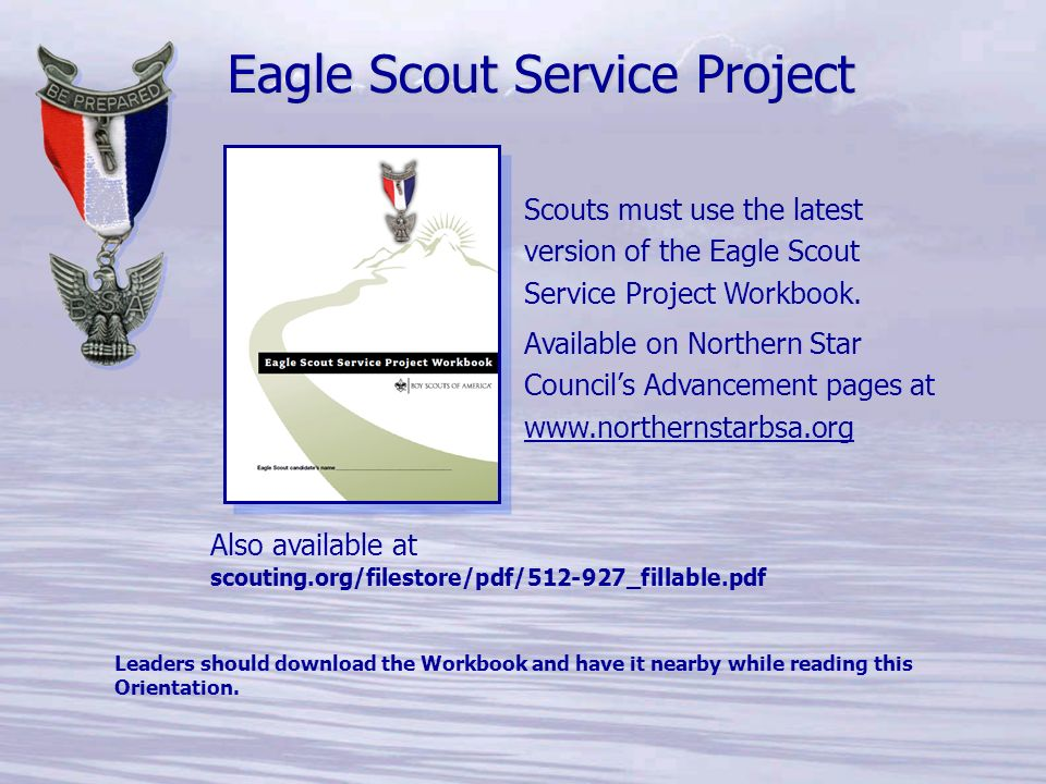 The Life to Eagle Process ppt download – Eagle Scout Requirements Worksheet