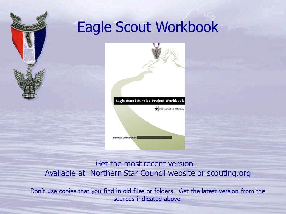 The Life to Eagle Process ppt download – Eagle Scout Worksheet