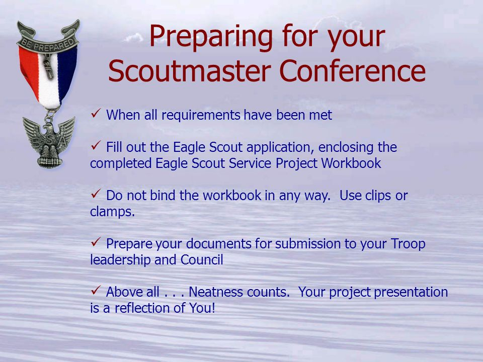 The Life to Eagle Process for ppt video online download – Eagle Scout Requirements Worksheet
