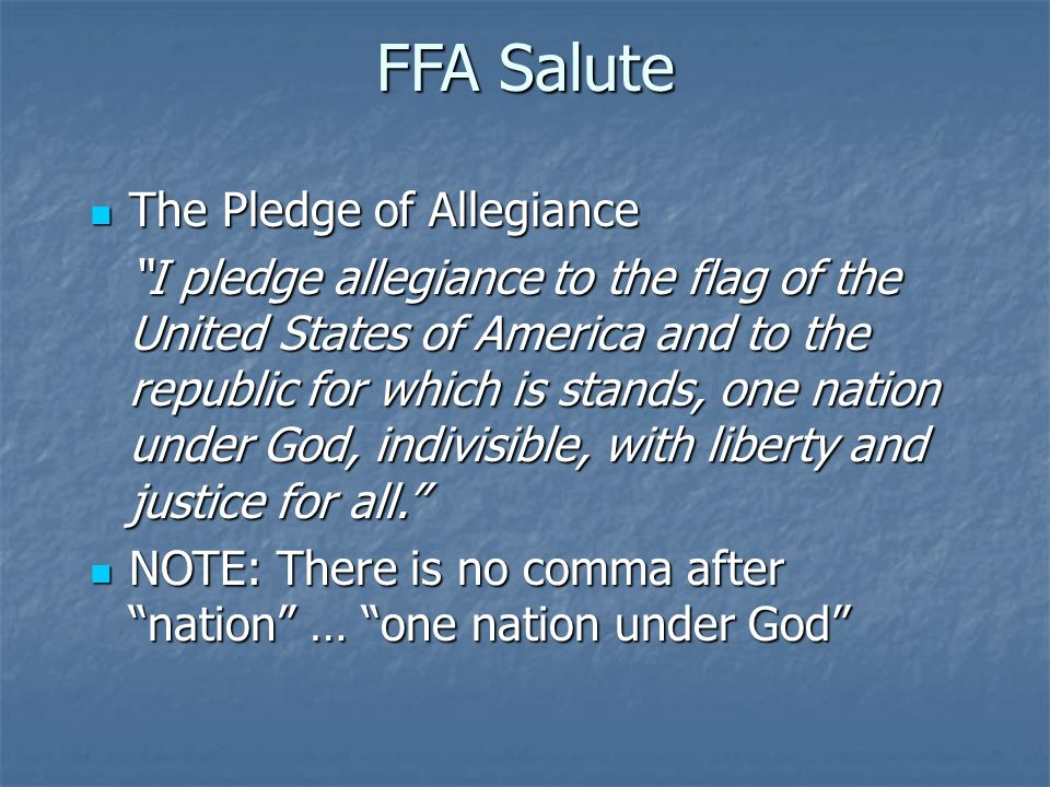 Pledge of allegiance persuasive essay