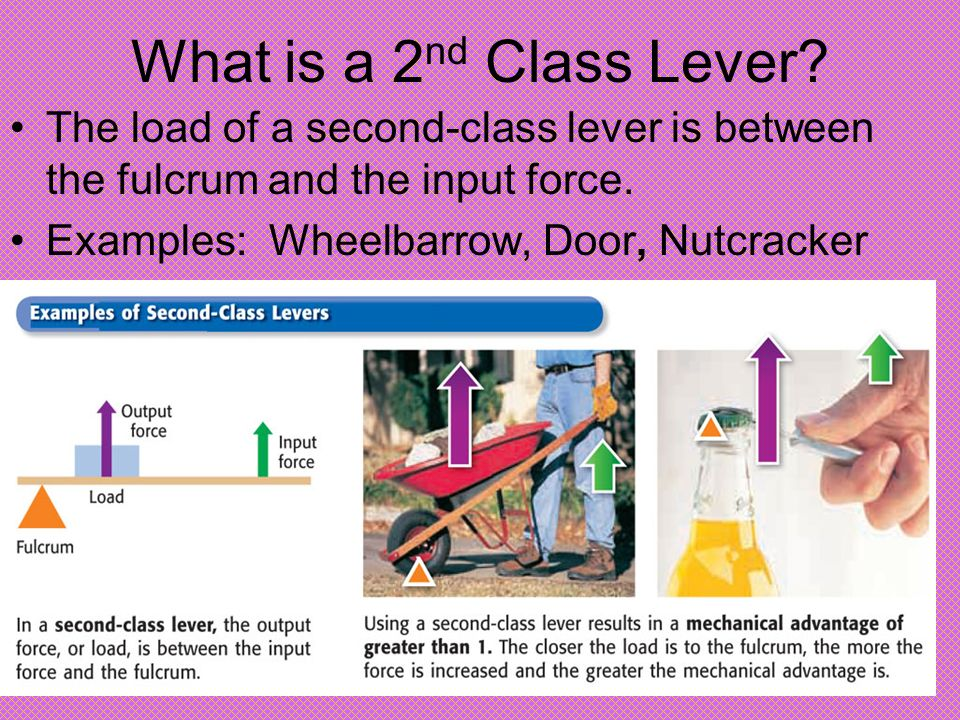 Second Class Lever Nutcracker