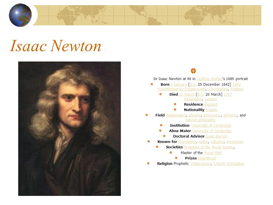 gravity isaac newton and astronomy - photo #49