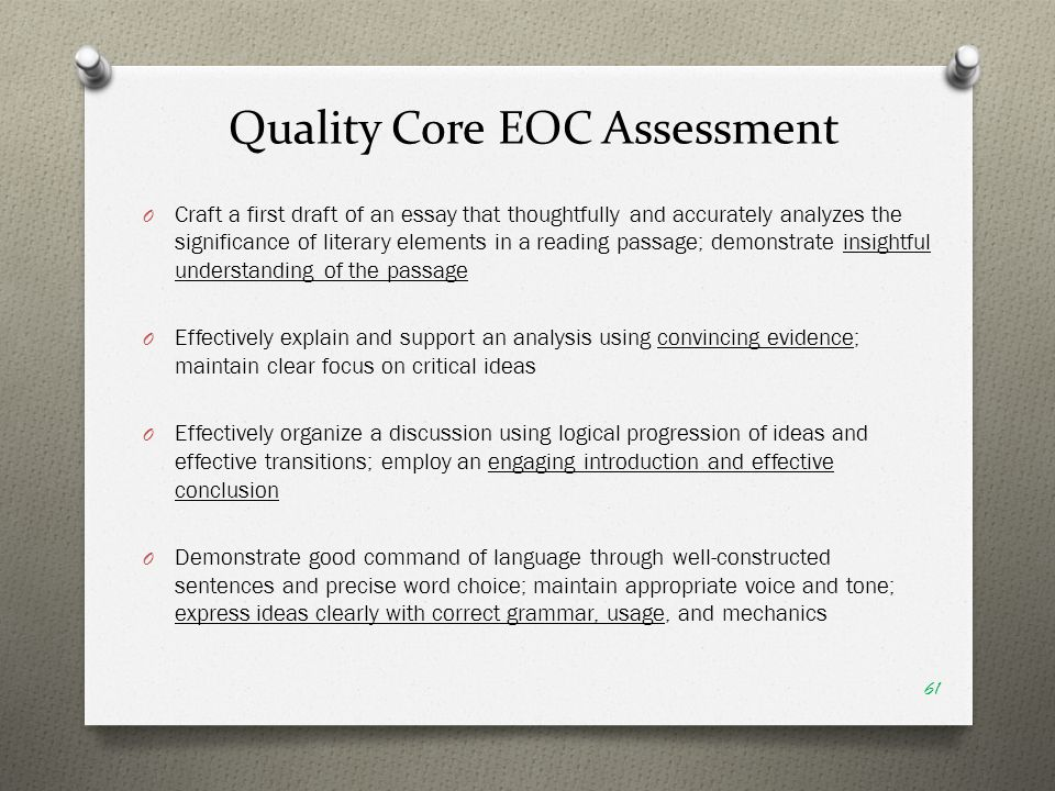 standardized testing putting quality assessment practices Tied to funding decisions, those responsible for the quality of education—  teachers  quality in particular, it suggests how assessment practices and sys-   types of assessment and indicate the various uses to which assessment can  be put  of learners can be assessed using standardized tests, oral exams,  portfolios.