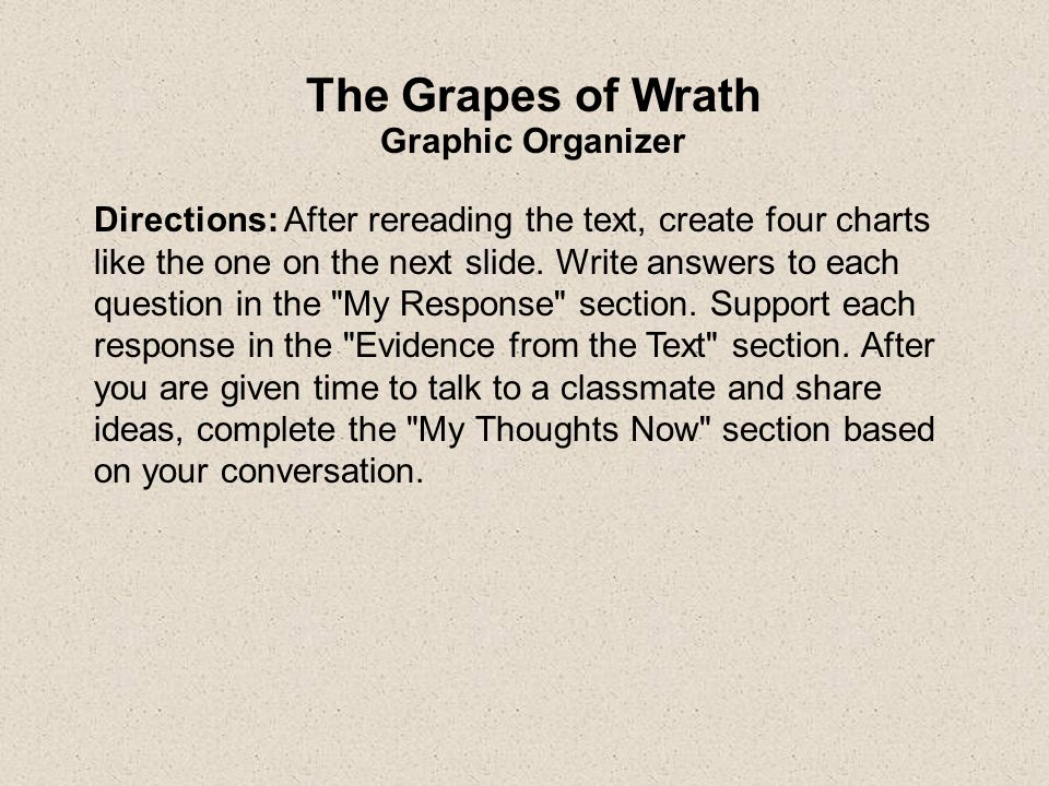 grapes of wrath essays theme