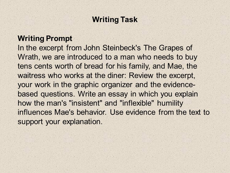 an analysis of the use of language in the grapes of wrath by john steinbeck The grapes of wrath study guide contains a biography of john steinbeck,  quiz  questions, major themes, characters, and a full summary and analysis   steinbeck uses broken language and colloquialisms in the dialogue.
