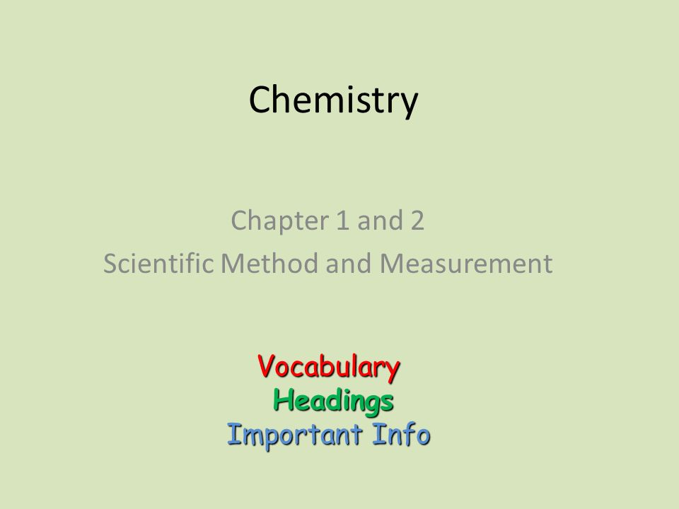a summary of the chemistry final vocabulary Science vocabulary science vocabulary use this organizer to illustrate a causal chain resulting in a final outcome 2 1 3 4 5 6 science graphic organizers.
