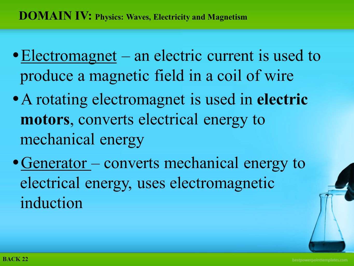 Electricity And Magnetism Doc