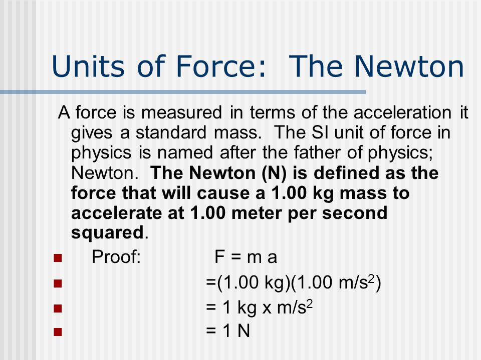 Newton's Laws of Mot...