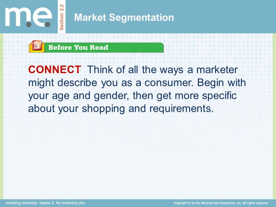 explain the concept of market segmentation pdf