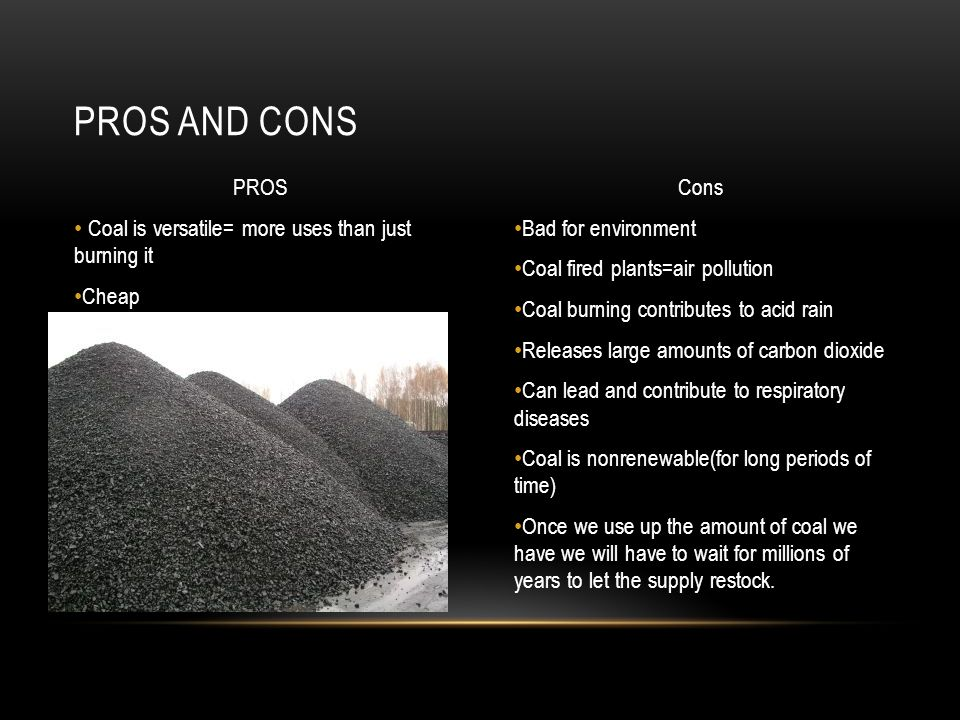 pros and cons to acid rain Limestone sand has come into wide use in the treatment of waters acidified by acid rain or acid mine drainage summary of limestone sand pros and cons pros cons.