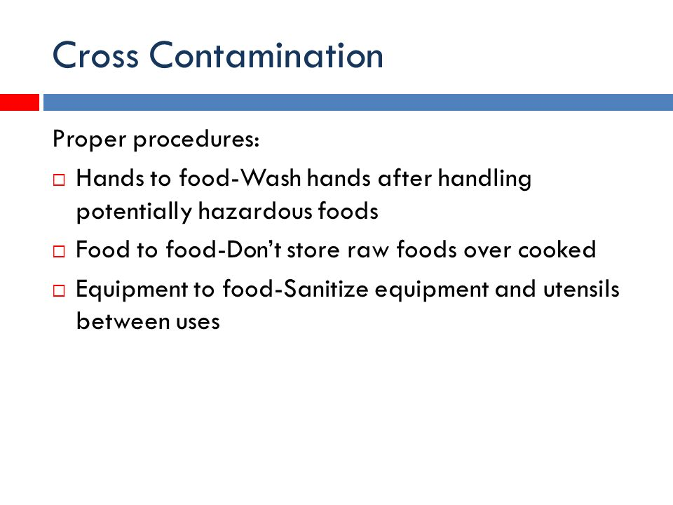 Intro To Food Safety On The Go Ppt Video Online Download