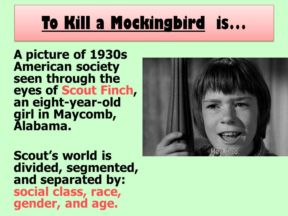 social class in to kill a mockingbird Answerscom ® wikianswers ® categories literature & language books and literature literature classics to kill a mockingbird what are some social class quotes in to.