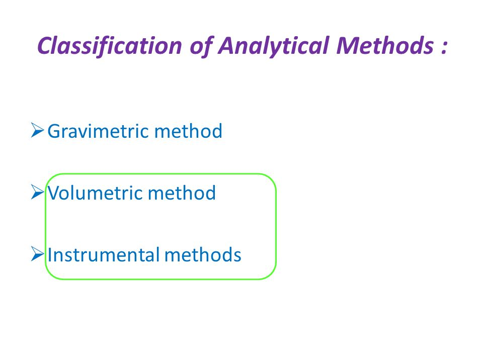 analytical methods in chemistry pdf