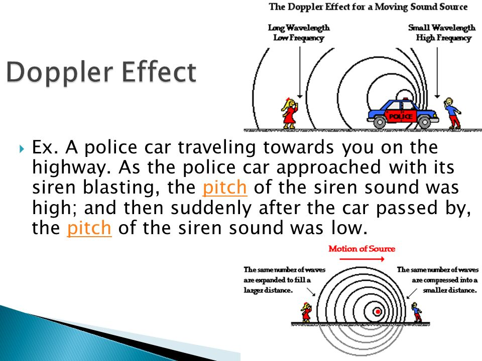 lab 2 doppler effect Lab 4: the doppler effect for sound, with vernier video simulation physics 204, daniel yaverbaum john jay college of criminal justice, the cuny.