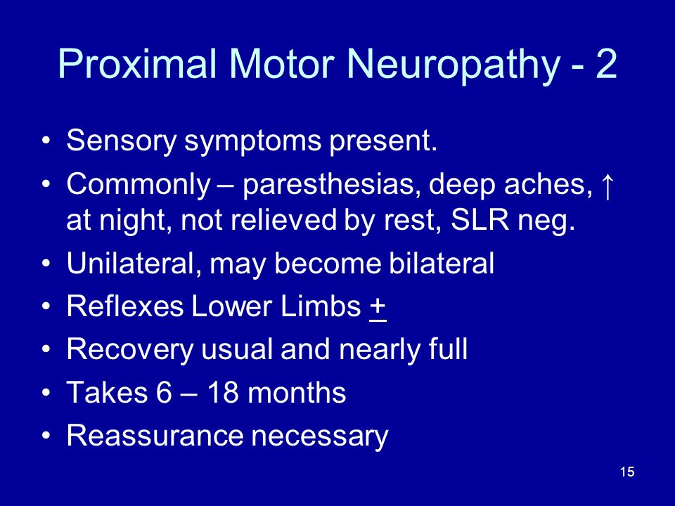Diabetic peripheral neuropathies ppt video online download for What is motor neuropathy