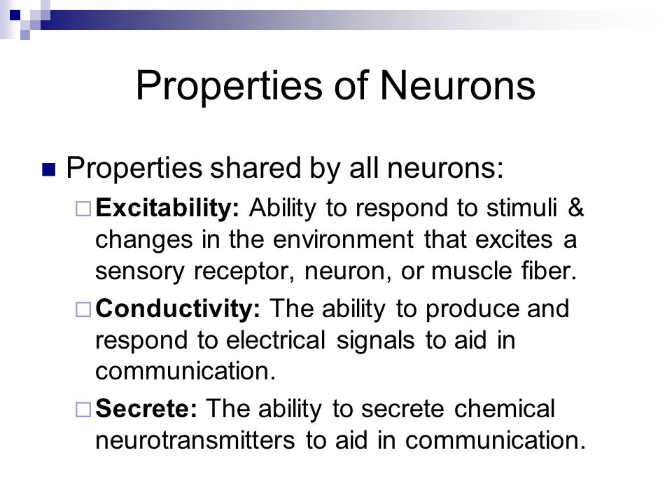 Motor Neuron Excitability Chapter 12 Nervous Tissue Ppt