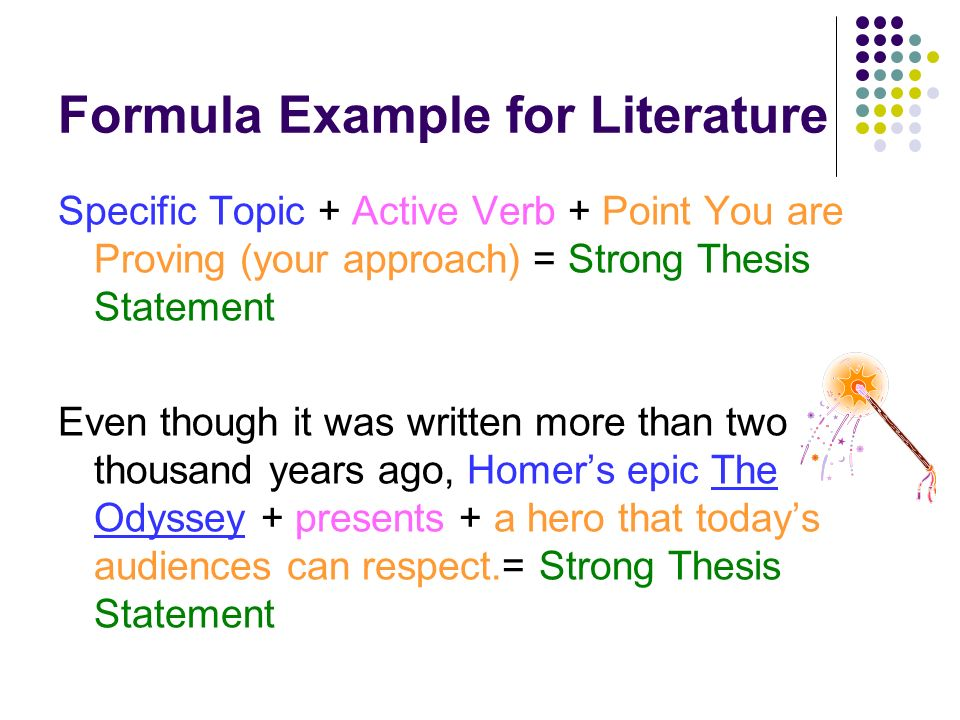thesis statement verbs Thesis statement the thesis of a narrative essay plays a slightly different role than that of an argument or expository essay a narrative thesis can begin.