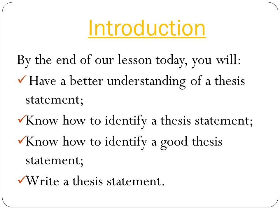 The Roadmap Of Your Essay  Ppt Video Online Download  Introduction