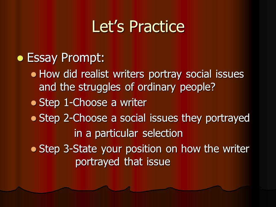 persuasive essay american dream