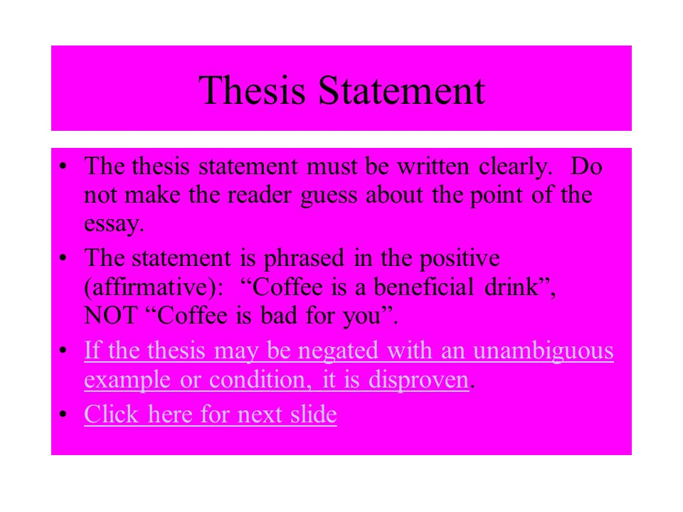 Apa Essay Paper  Thesis Statement The Thesis Statement Must Be  College Essay Papers also Research Essay Papers The Sevenparagraph Essay  Ppt Download Apa Format Essay Paper