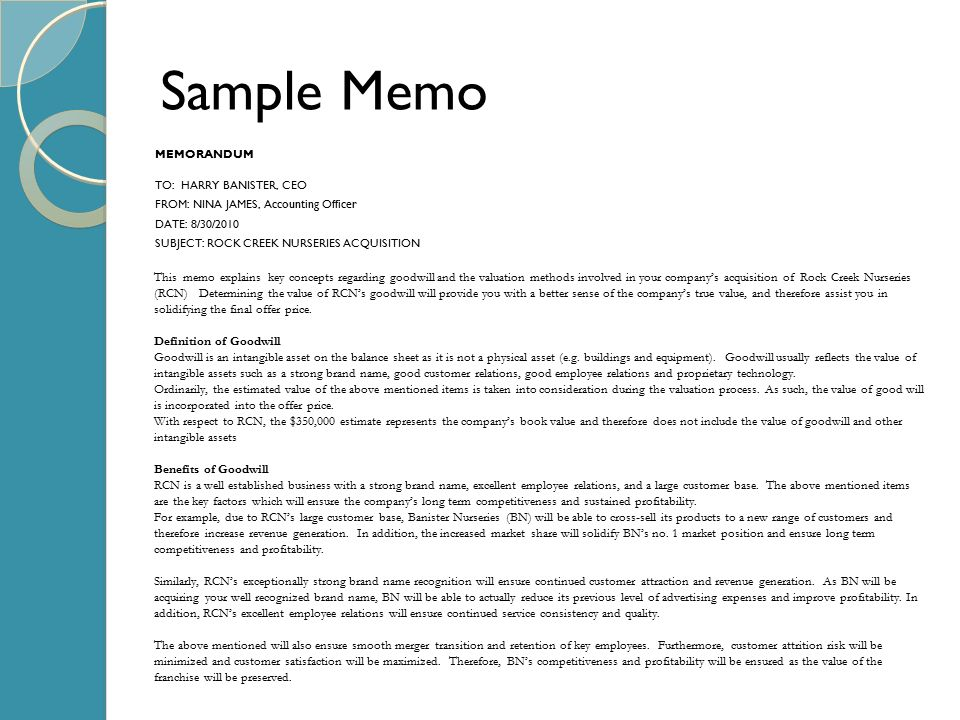 Business Memo Templates Email Policy Memo Template Download In