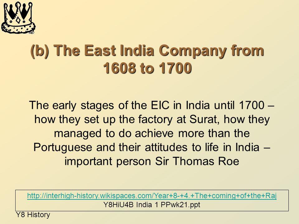 east india company history pdf