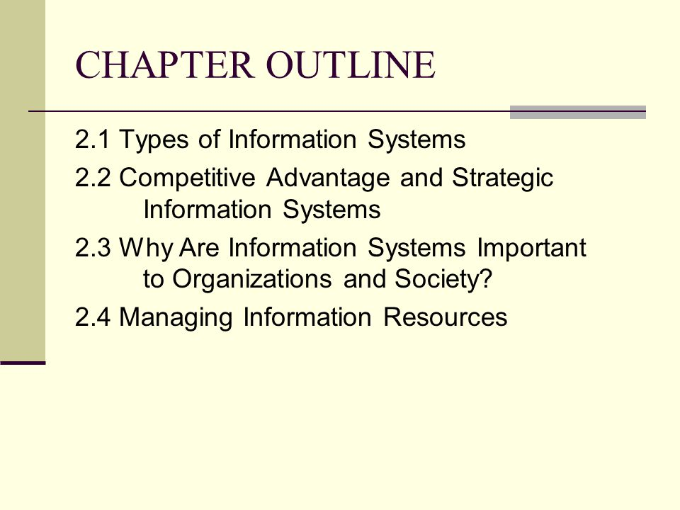 "the importance of information systems in an organization and society The importance of systems, part 1 ""in our organization, systems that's just a draft but having a clear idea of the importance of systems in your."