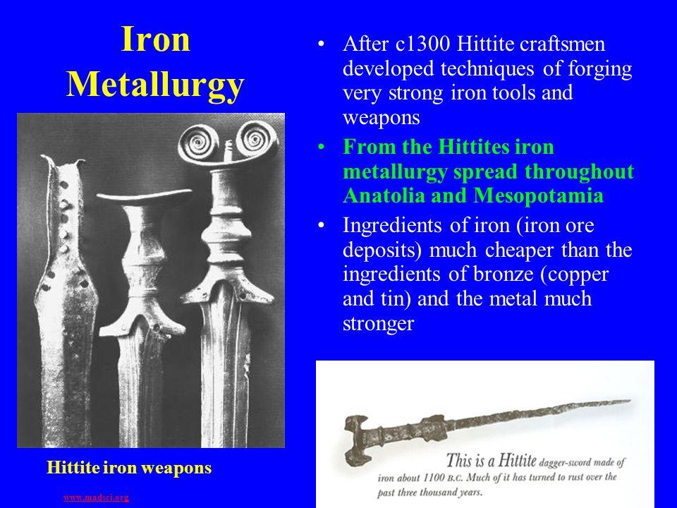 Hittites Weapons And Tools WHG Era 2 – Early Ci...