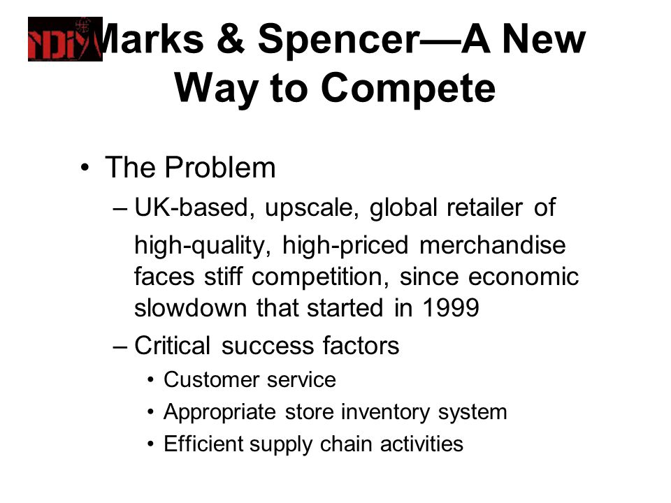 quality control for marks and spencer products View information about m&s a information about marks & spencer: you can find out how to get in touch with us or view our registered company details here view our.