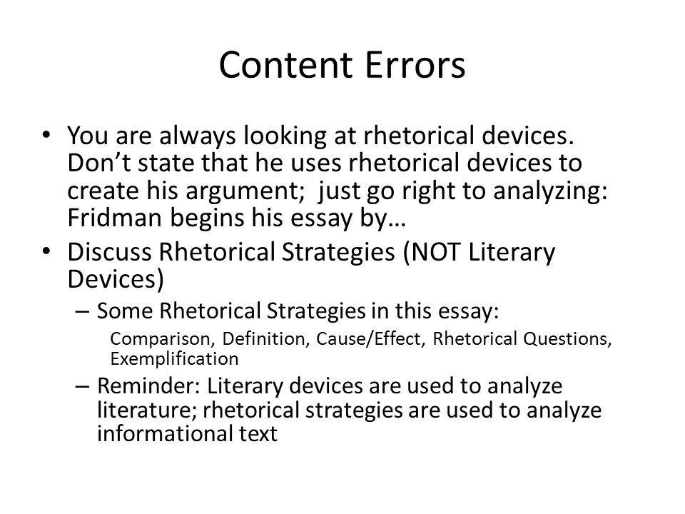 uses of rhetorical questions in essay Doing a rhetorical analysis of a five are most likely to give readers insight into an argument essay: you can also use this set of questions to help you begin.