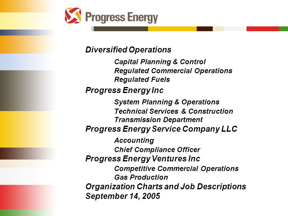 Diversified operations capital planning control ppt - Legal compliance officer job description ...
