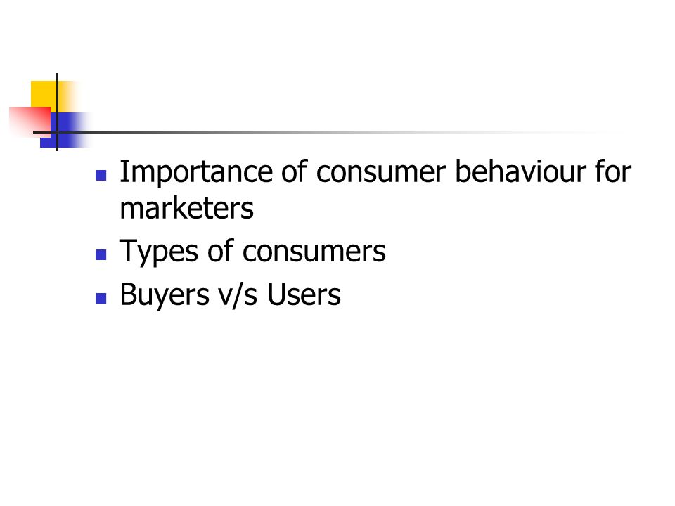 importance of consumer behavior in making One-third of consumer decision-making is based on packaging,  learn the most important elements of, and key changes in, customer search behavior.