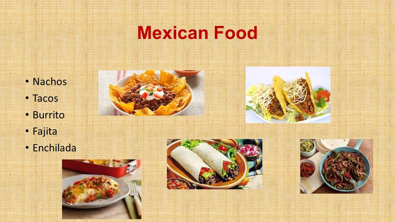 Is Nachos A Mexican Food