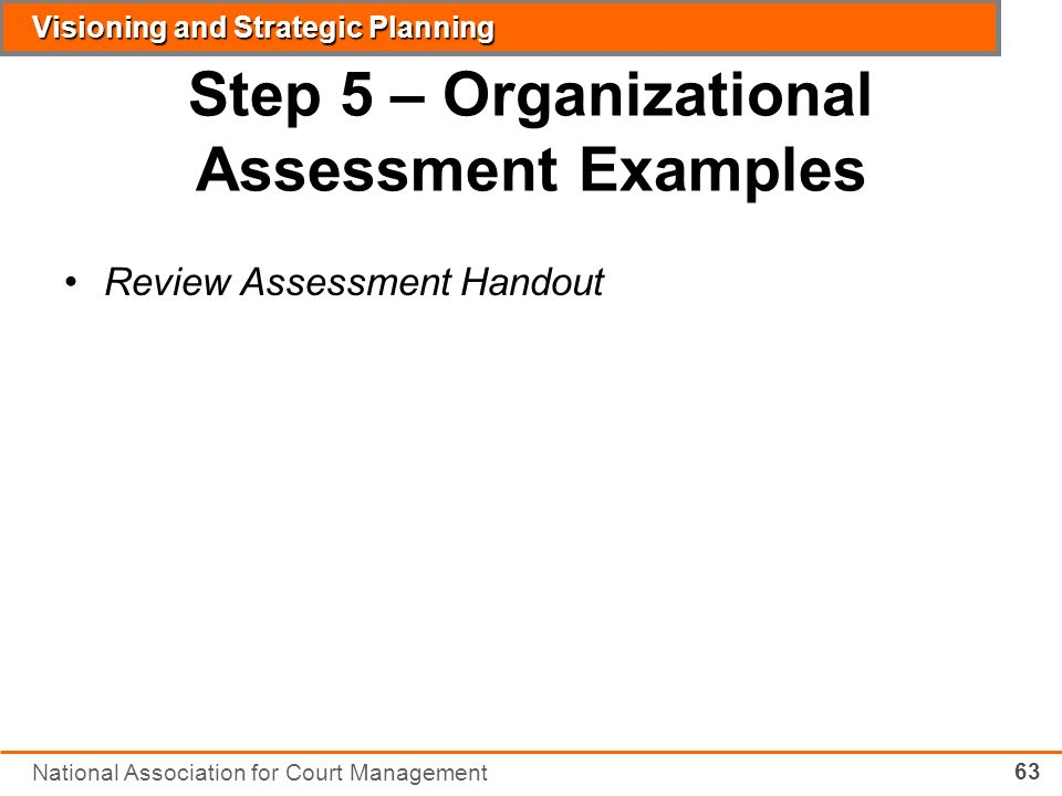 National Association For Court Management  Ppt Download
