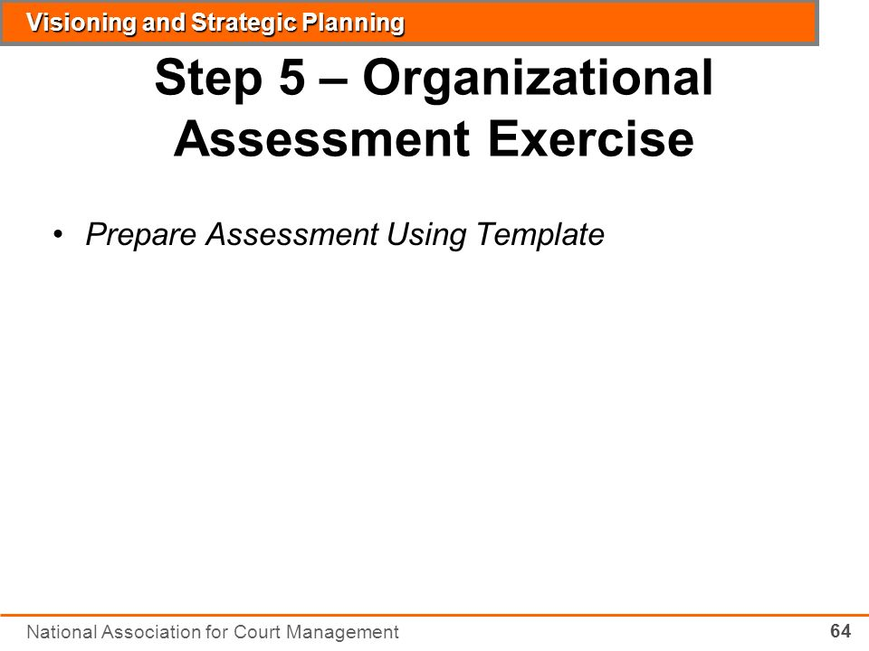 National Association For Court Management - Ppt Download
