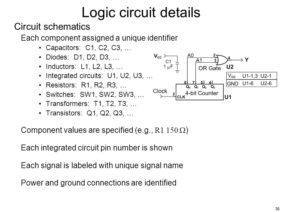 number system logic circuits Logic design laboratory  logic design is one of the disciplines that has  enabled digital revolution, which  circuit: an inter-connected collection of  switches 9.