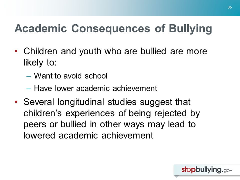 consequences of bullying in schools today in fiji Tips for teachers and staff  non-hostile negative consequences when  these tips will help you advocate for prevention efforts to address bullying in schools.
