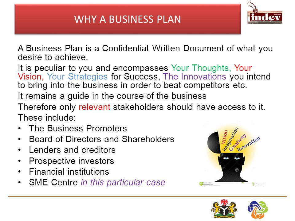 what why how business plan