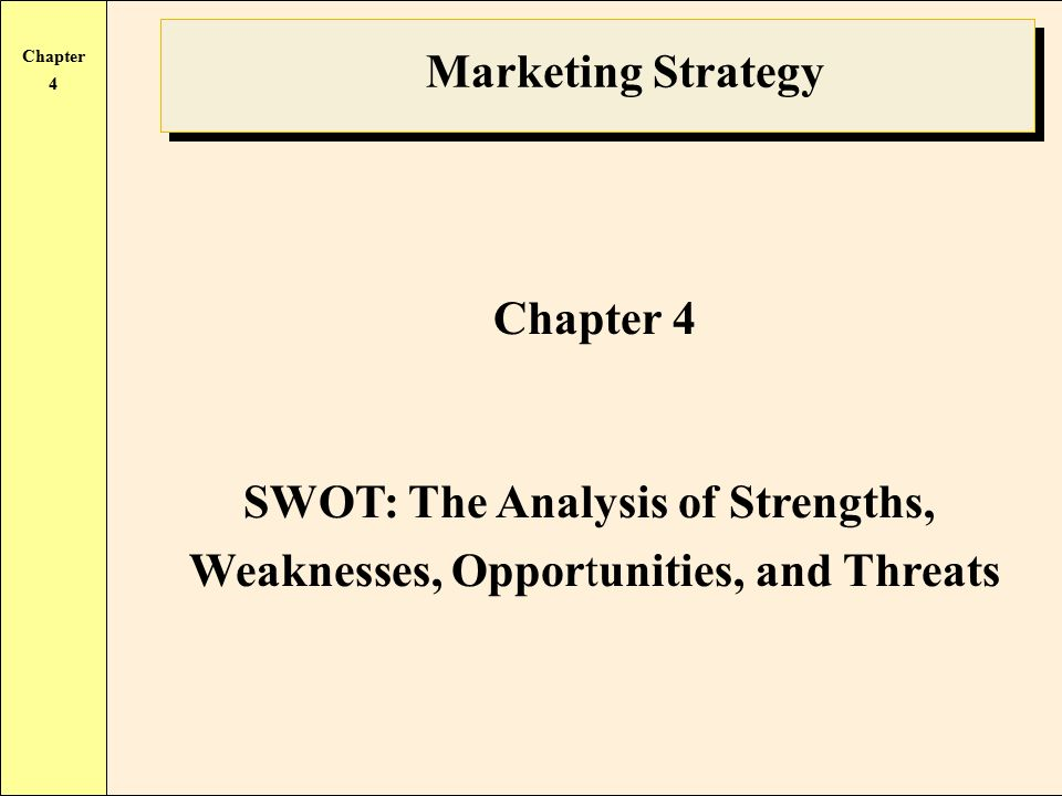 swot analysis of university of chicago medical center