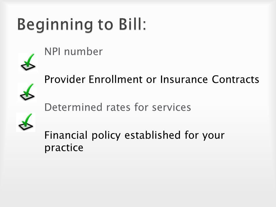 medicare billing guidelines for providers