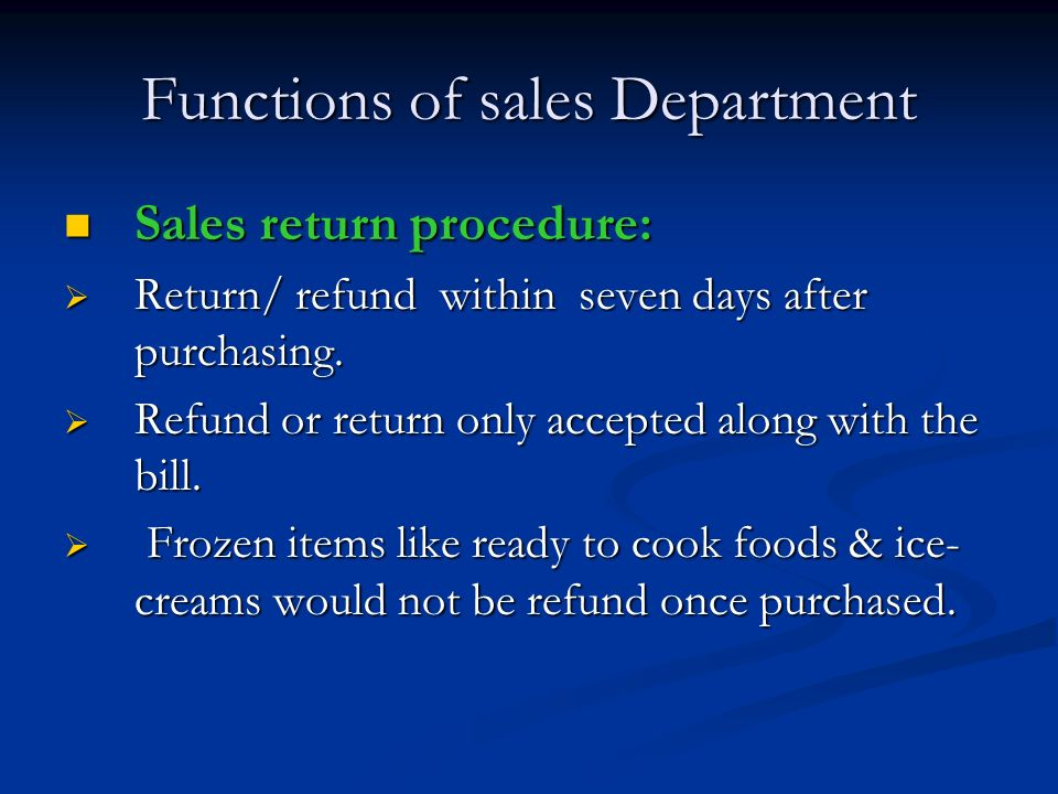 functions of sales promotion
