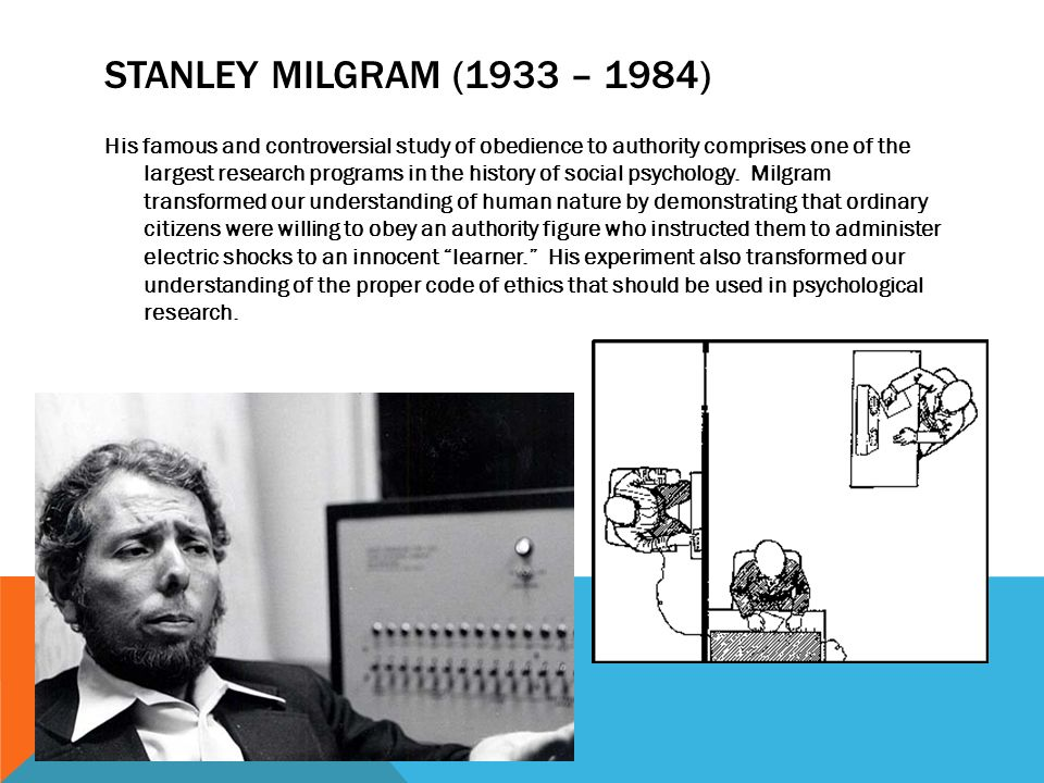 a review of the milgram experiment Readers who've heard of only one psychology experiment in their lives probably  know milgram's: in 1961's obedience study, he found that the.