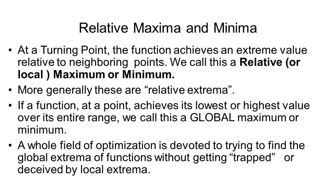 maxima and minima of functions of two variables problems pdf